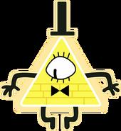 Bill Cipher Official Render