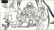 Opening animatic main chars
