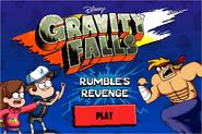 Rumble's Revenge Start Screen