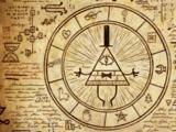The Bill Cipher Zodiac