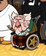 Stary Dobry Burmistrz