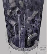 Pipe Junction Concept Art