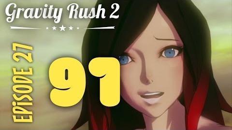 Gravity Rush 2 Part 91 Episode 27 Black Cat