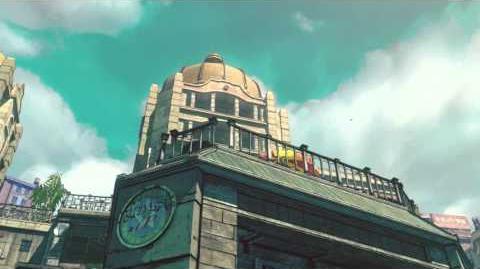 Gravity Rush 2 TRAILER PlayStationPGW