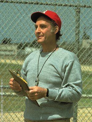 Coach Calhoun