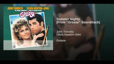 """Summer Nights (From """"Grease"""" Soundtrack)"""