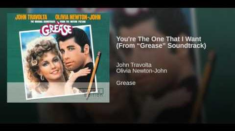 """You're The One That I Want (From """"Grease"""" Original Motion Picture Soundtrack)"""