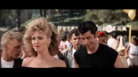 Grease- You're the one that I want HQ lyrics