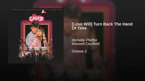 Love Will Turn Back The Hand Of Time