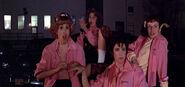 Grease Pink-Ladies orignials