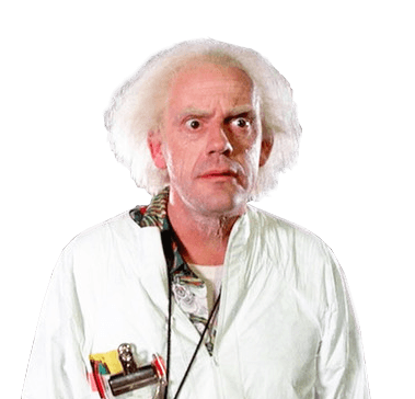 Dr. Emmett Brown