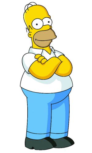 Homer Simpson (Season 1-10)