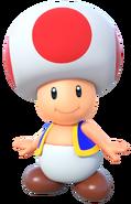 Toad Mario Party 10