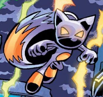Dark Mobius/Archie