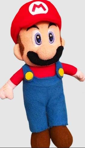 Plush (Mario)