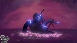 The Little Mermaid - Final Battle with Ursula HD