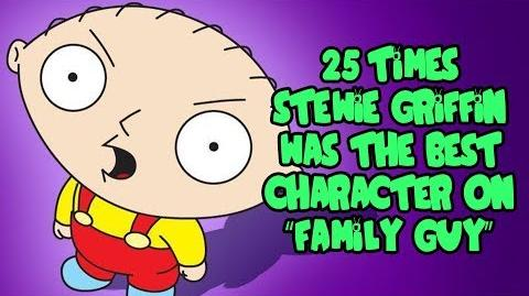 "25 Times Stewie Griffin Was The Best Character On ""Family Guy"""