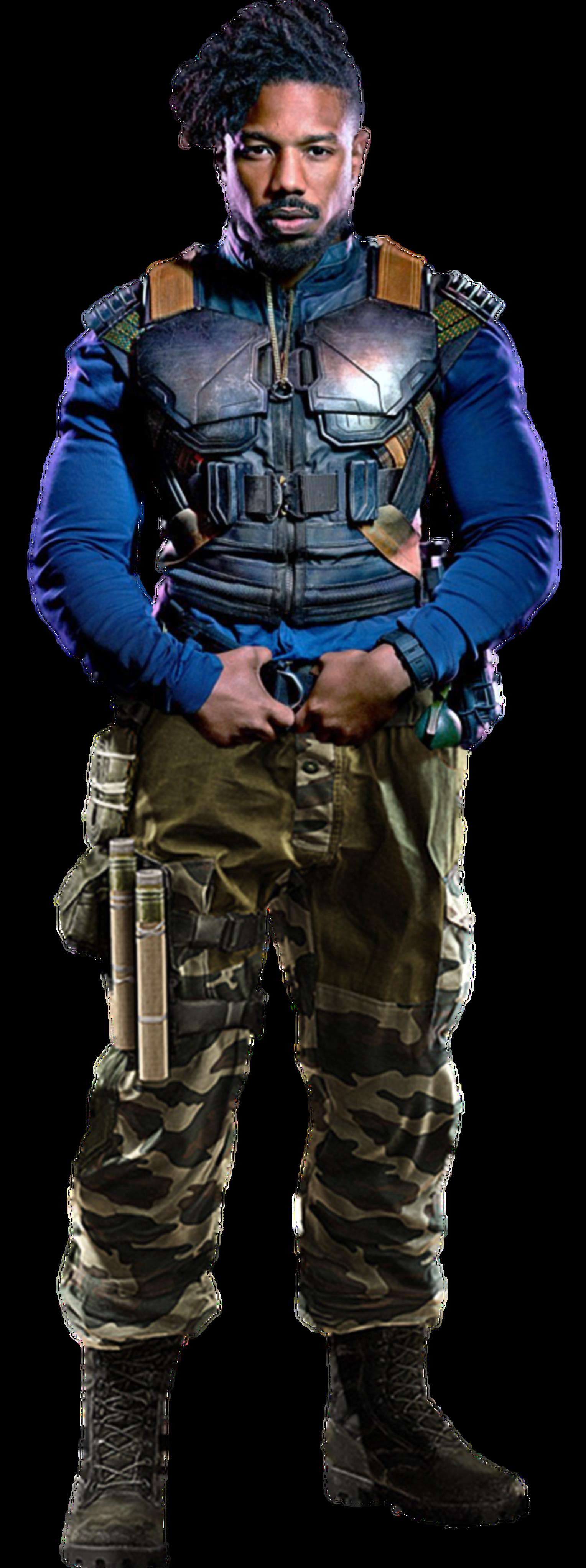 Erik Killmonger (Marvel Cinematic Universe)