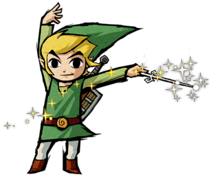 The Wind Waker (Toon Form)
