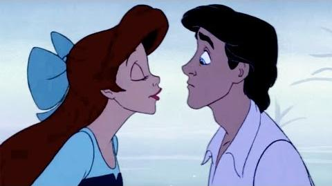 The Little Mermaid - Kiss the Girl - Lyric Video - Disney Sing Along