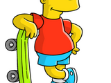 Bart Simpson (Season 1-10)