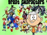 Great Characters Wiki