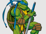 Leonardo (Teenage Mutant Ninja Turtles 2003)