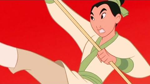 Mulan - I'll Make A Man Out Of You - Disney Sing-Along