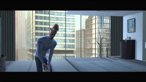 "The Incredibles on Blu-ray- ""Wheres My Super Suit"" - Clip"
