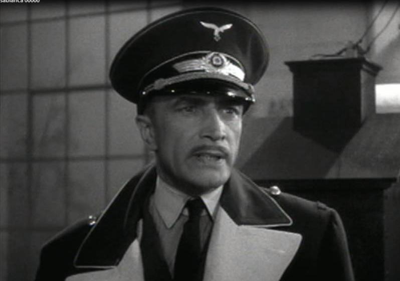 Major Heinrich Strasser