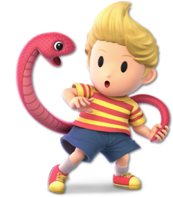 Lucas (Mother 3)