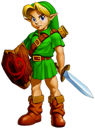 Young - Ocarina of Time