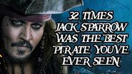 32 Times Jack Sparrow Was The Best Pirate You've Ever Seen