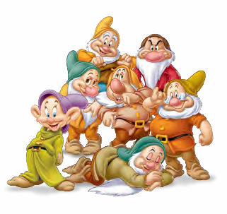 The Seven Dwarfs (Disney)
