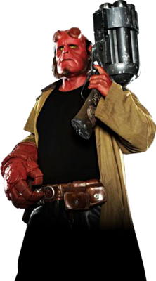 Hellboy (Guillermo Del Toro)
