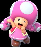 Toadette Mario Party 10