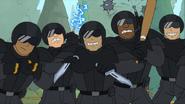 Agent Trouts Reinforcements