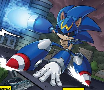 Archie/Sonic Man
