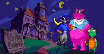 Sly Cooper and the Thieveus Raccoonus