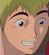 Onizuka Excited