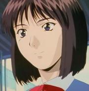 Fuyumi Watching Kunio
