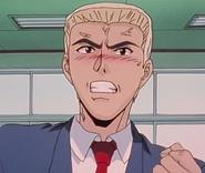 Kunio Still Enraged