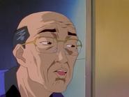 Uchiyamada Listening in on His Daughter and Onizuka