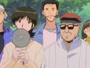 Fuyutsuki Grabs the Megaphone