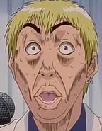 Onizuka Surprised