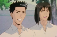 The Gang Sneaks Up on Kunio
