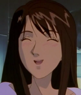 Yoshiko Smiling