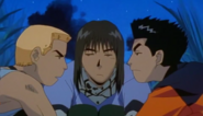 Discussing Anko's Love