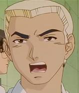 Kunio Upset with Onizuka's Decision