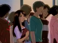 Yoshiko in the Crowd